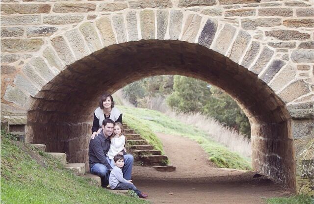 Family Photography  Itty Bitty Photography  Hobart Tasmania