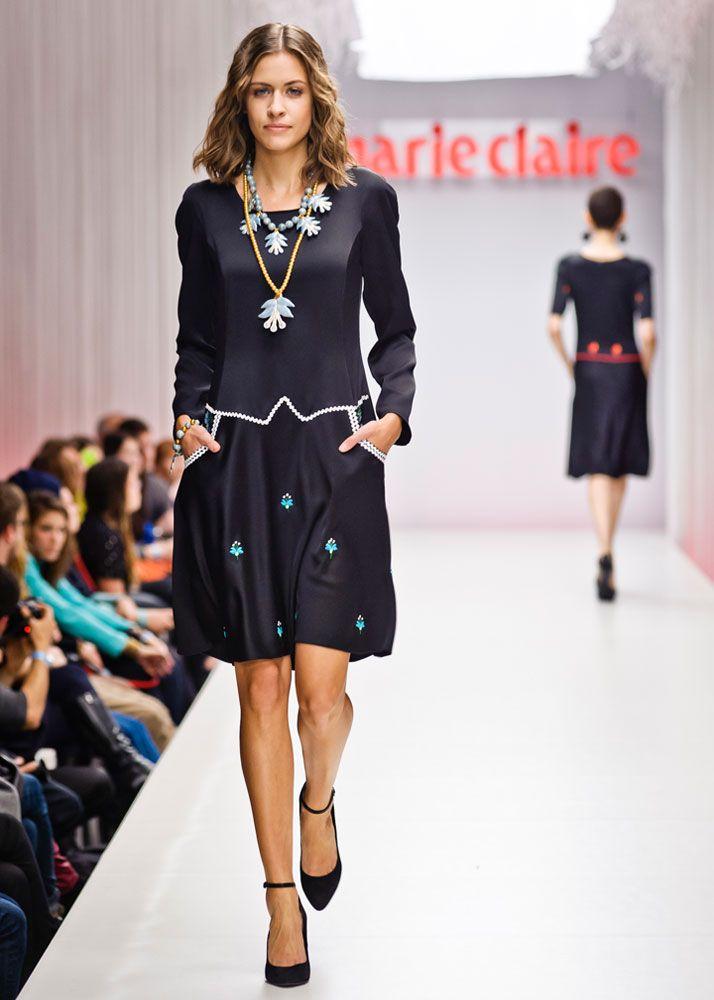 Marie Claire Fashion Days   Romani Design