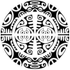 Afbeeldingsresultaat voor maori tattoo band