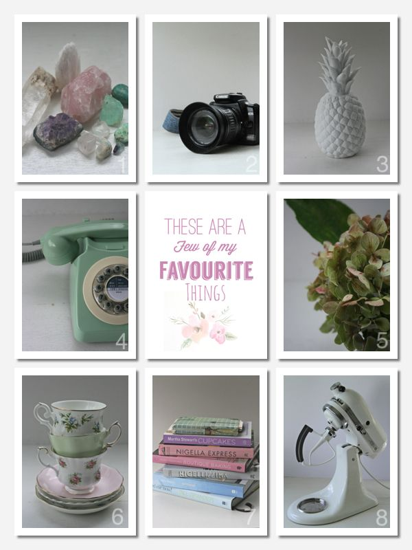 """This is the first edition of a regular post that I am planning to do called """"a few of my favourite things"""". Each post will have a different feel and theme and will range from things I have tried an..."""