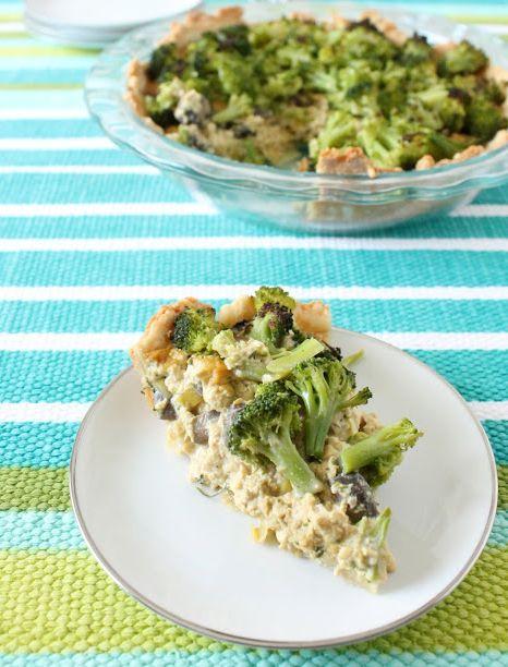 Vegan Mother's Day Recipes - Tofu Pie