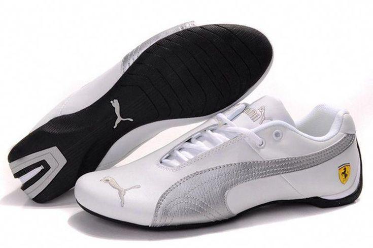 Men Puma Future Cat GT Ferrari - Grey Whiteity #Lamborghini ...
