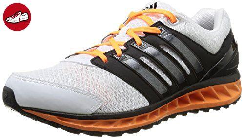 adidas  Falcon Elite 3 M,  Herren Sportschuhe , Weiß - Blanco (Black/Carmet/Solzes) - Größe: 45 1/3 - Adidas schuhe (*Partner-Link)