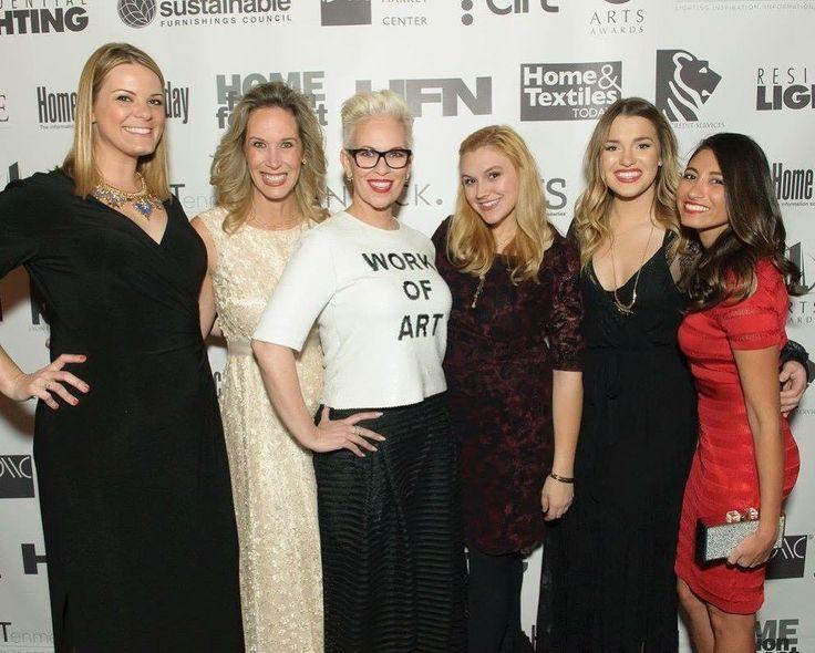 Celebrity Interior Designer Lori Dennis At The Award Winning 27th Annual ArtsAwards In Dallas