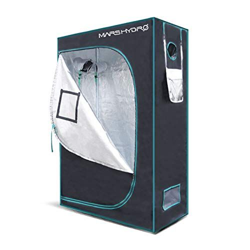 $137.99 indoor grow tent setup MarsHydro Grow Tent 24 x48 x70  Reflective Mylar  sc 1 st  Pinterest & $137.99 indoor grow tent setup MarsHydro Grow Tent 24