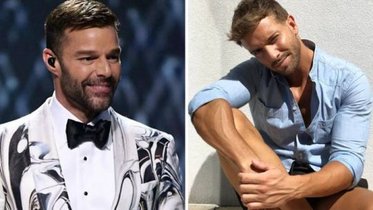Ricky Martin apoyó a Pablo Alborán tras contar que es gay Ricky Martin, Gay, Abraham Lincoln, Pride, To Tell, Life Goes On, Words, Faces