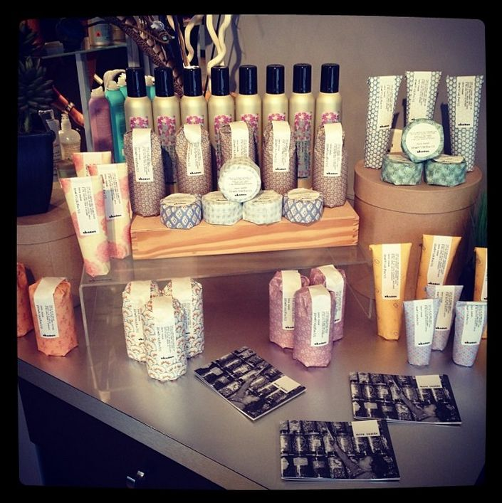 The #MoreInside Display at @Gail Mounier Luxe, via #instagram.