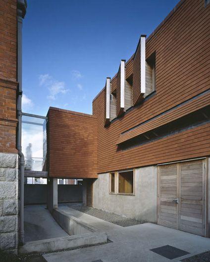 Urban Institute of Ireland - Grafton Architects