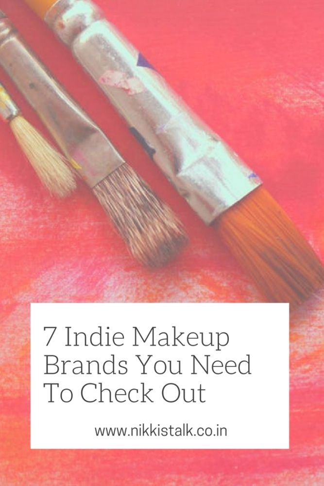 7 Indie makeup brands you need to check out, Best Indie makeup companies, Best and affordable Indie makeup brands, A makeup lover need to check out these Indie brands, 7 Indie cosmetic companies, Sugarpill cosmetics, Darling girl cosmetics, best small Indie makeup companies, best Indie makeup brands, Be beautiful......