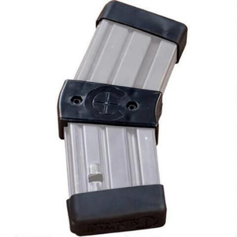 Caldwell Shooting Supplies, AR-15 10 Round Magazine Coupler, 2 Pack - 390504 - 661120905042