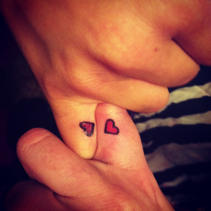 My pinky promise tattoo with my best friend best for Pinky finger tattoos