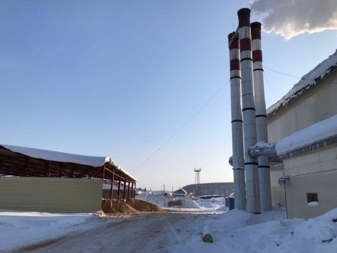 В Ленском районе котельная работает на биотопливе. – Якутия. Образ будущего