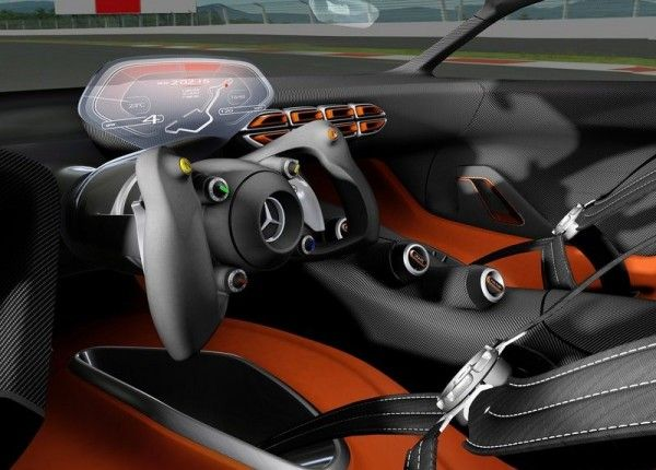 2013 Mercedes Benz Vision Gran Turismo Luxury Interior 600x430 2013 Mercedes Benz Vision Gran Turismo Full Reviews with Images