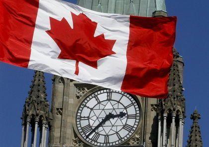 Canada flag FILES June 30/17