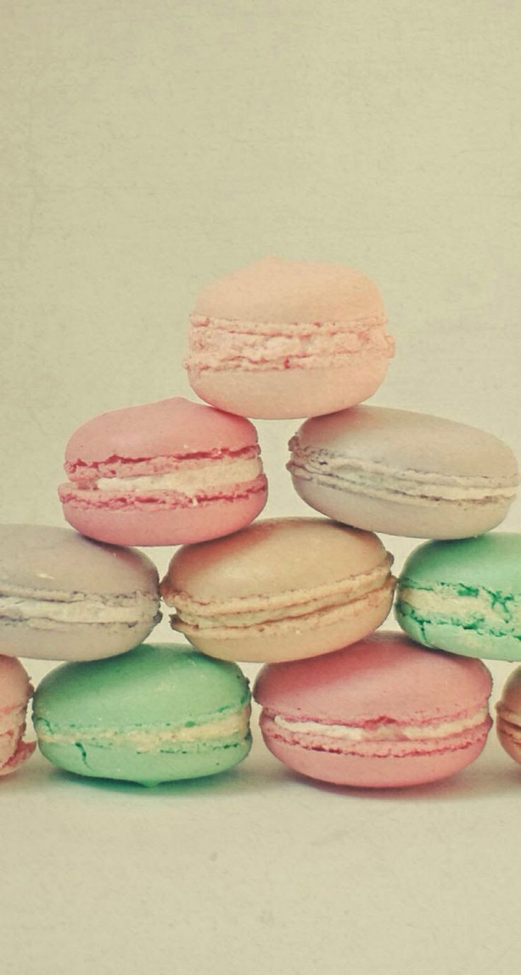 57 best macaroons wallpaper images on pinterest | macaroons