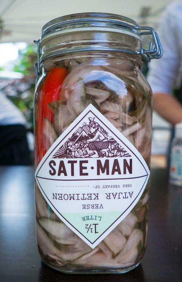 Sate Man Food Truck