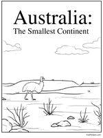 Australia Theme Unit - Printables and Worksheets  (need to be a member to download)