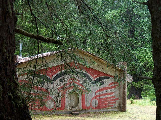 Gwaii Haanas National Park Reserve, British Columbia Canada