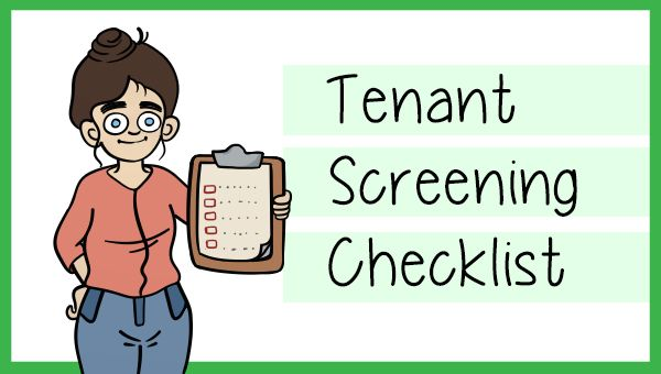 Tenant Screening Checklist The Beginner S Guide To Tenant