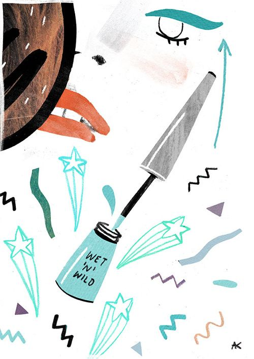 PRESS ILLUSTRATION - agata królak - design and illustration for children of all ages
