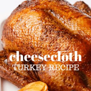 GMA The Chew: Michael Symon Juicy Turkey Cooked in Cheesecloth Recipe