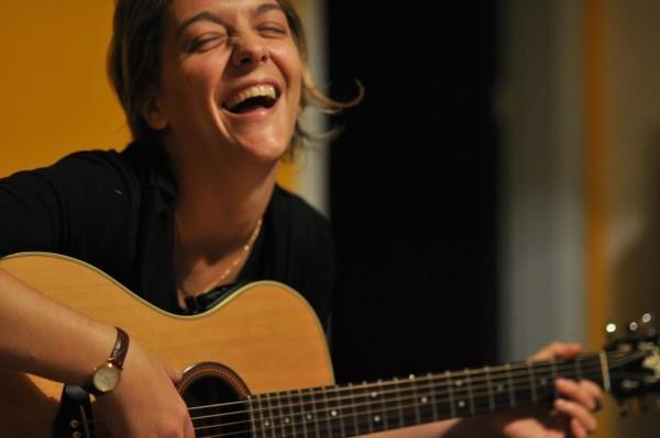 Martina Gadea: volve a jugar, volve a cantar, volve a vivir.