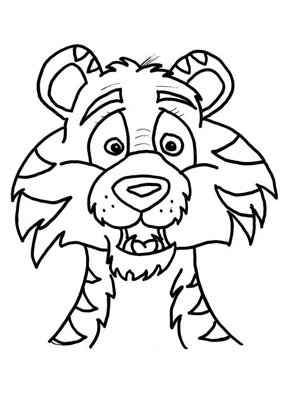 Mejores 7 imágenes de tiger en Pinterest | Animales de la selva ...