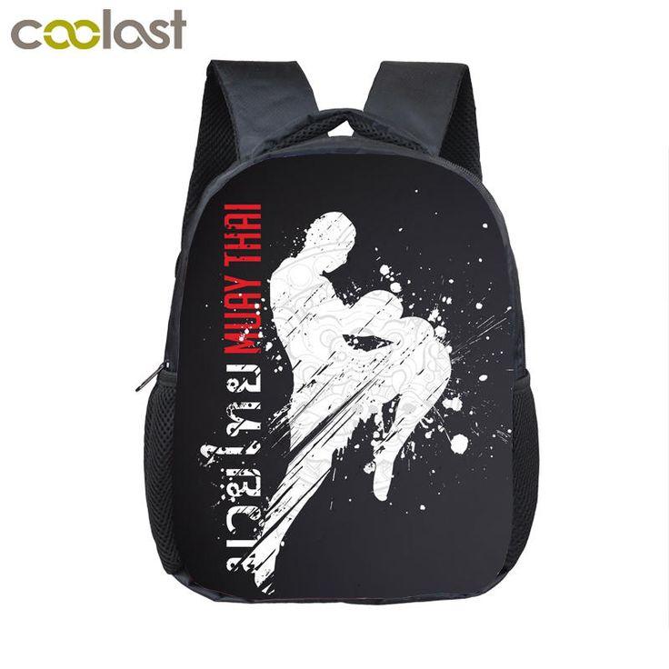Cool Judo Baby backpack for boys Kids Kindergarten Bag Boys School Backpacks Children Book Bag Mini Toddler Backpack Best Gift