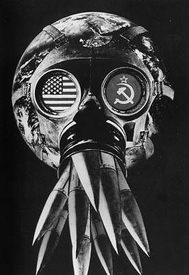 Peter Kennard is a photomontage designer. He is best known for the images he created for the Campaign for Nuclear Disarmament in the 70s-80s.  Because many of the organisations and publications he used to work with have disappeared, Kennard has turned to using exhibitions, books and the internet for his work.