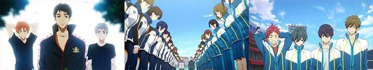 Free! Film 2 : Timeless Medley 1 VOSTFR BLURAY | Animes-Mangas-DDL
