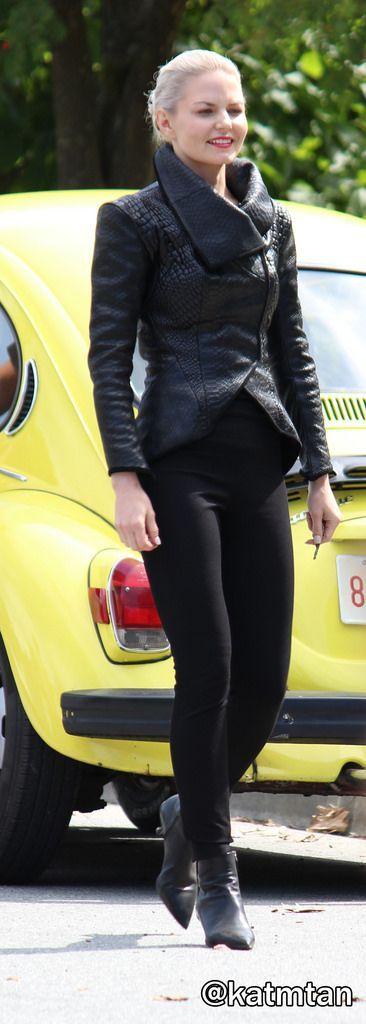 Jennifer Morrison. Once Upon A Time - Emma
