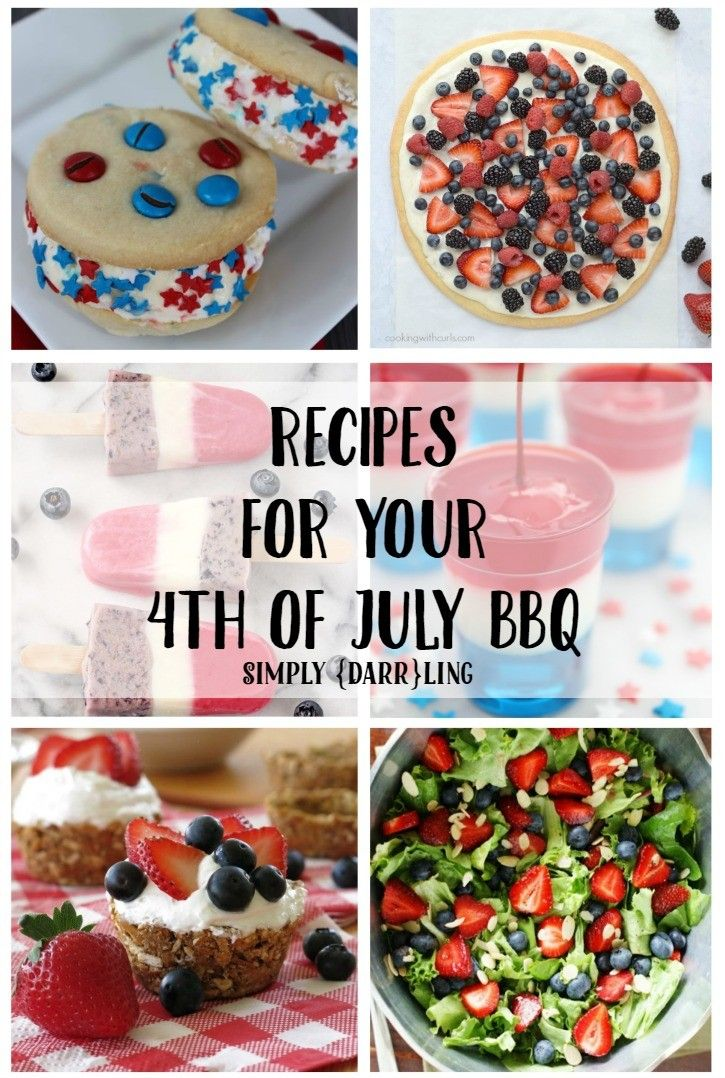 best 4th of july bbq ideas