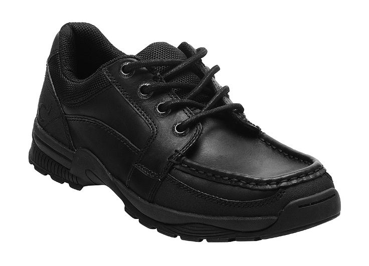 Toughees Shoes Janine T Bar Brogue, Zapatos Brogue, Niñas, Negro (Black), 32