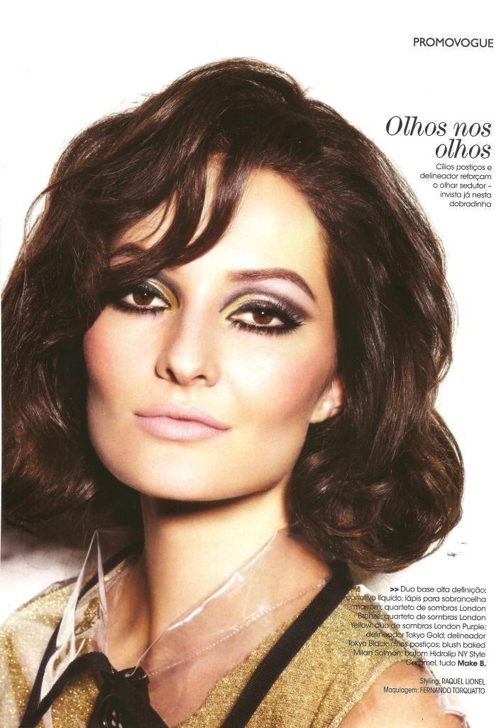 Vogue Brasil - Solange by Fernando Torquatto