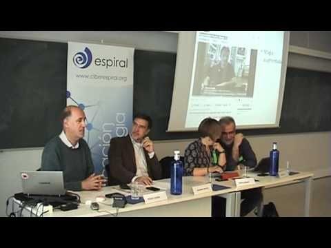 """Mesa Redonda: """"Realidad Aumentada en las aulas: ¿utopía o realidad? - Miquel Durán  #realidadaumentada #educación"""