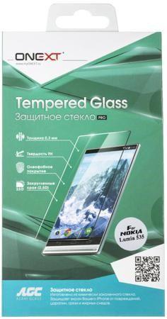 Onext Onext для Microsoft Lumia 535  — 699 руб. —  Защитное стекло Onext для Microsoft Lumia 535 – хороший аксессуар для современного смартфона, который обеспечивает его максимальную безопасность, нисколько не изменяя внешний вид устройства. Высокая твердость покрытия гарантирует, что оно сохранит свою гладкость и прозрачность даже при долгом использовании. Максимальное удобство. Толщина стекла, равная всего 0,3 мм, позволяет устанавливать дополнительное стекло без лишних усилий, а также…