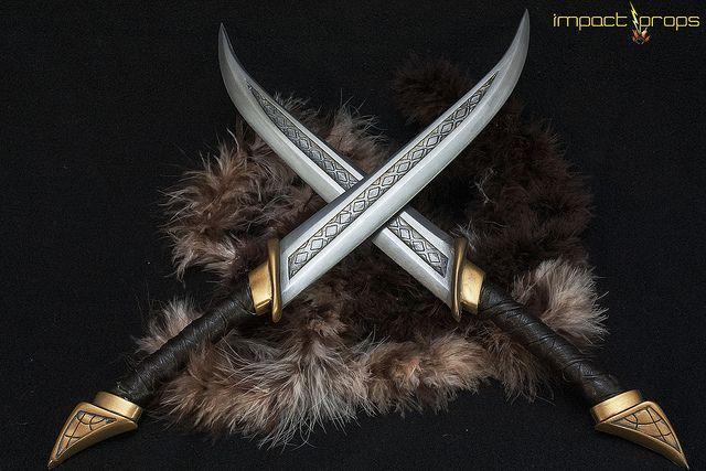 ESO- Bosmer Shadow Dagger | Props | Elf armor, Elder ...