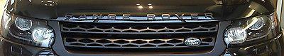 Range Rover Sport 2014+ Adaptive Bi-Xenon OEM Stealth Pack Headlamp Pair NEW