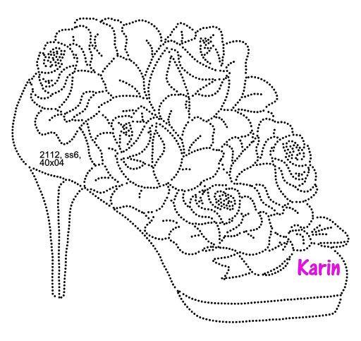 Schoen vol rozen