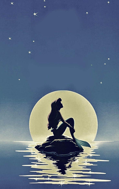 Account Suspended Mermaid Wallpapers Disney Art Disney Wallpaper