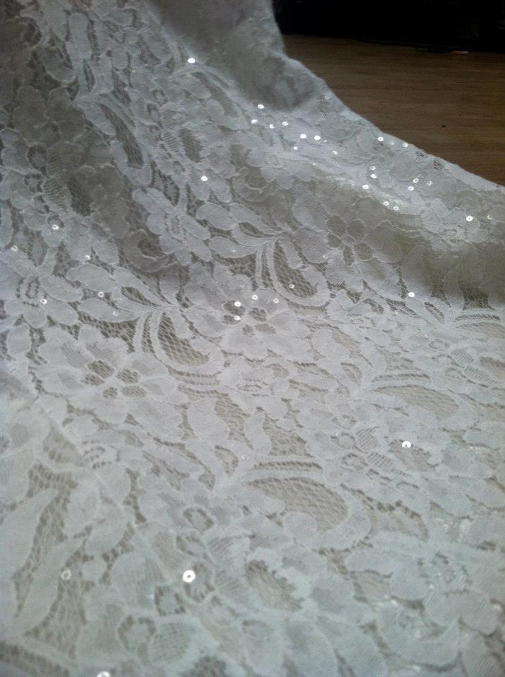 close up lace