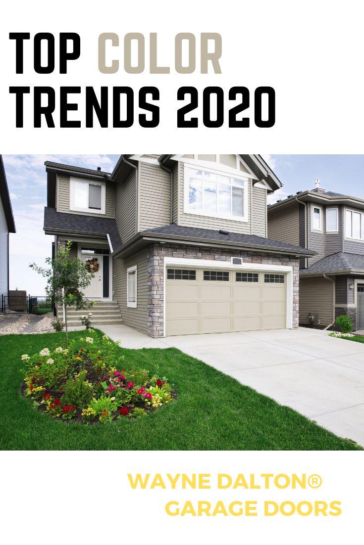What Color Would You Choose for Your New Garage Door? in ... on Choosing Garage Door Paint Colors  id=28117