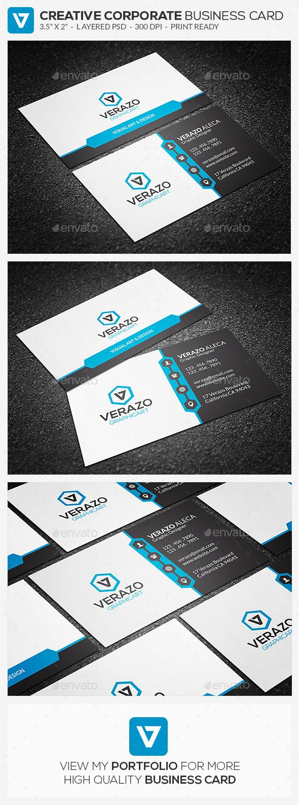 22 best business card ideas images on Pinterest | Card ideas ...