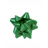 Dark Green Satin Pull Bow
