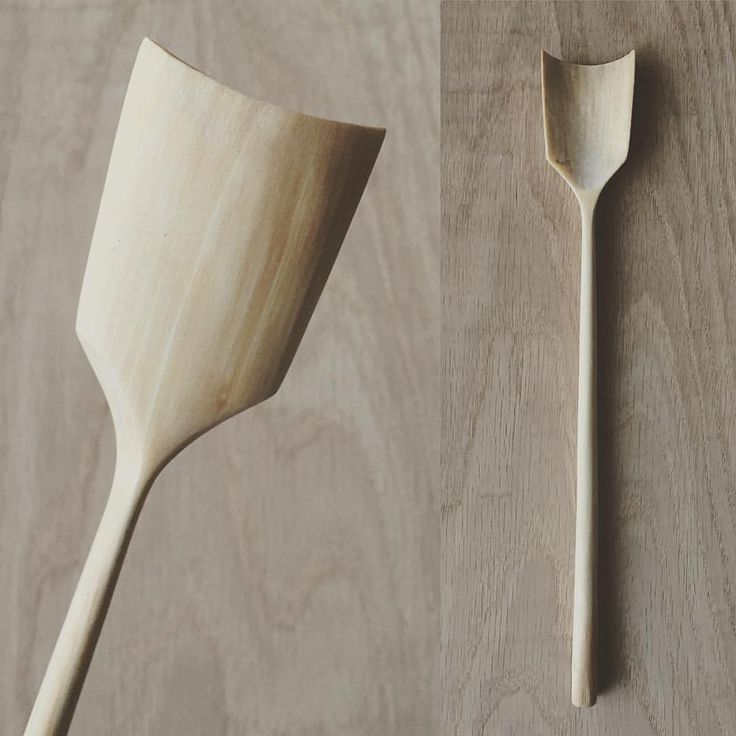 Birch ladle I made! Hope you like it :) #design #form #woodcarving #woodworking #handmade #hantverk #handgjort #interiordesign #kitchentools #tälja #spoon #woodenspoon #hemslöjd #SlowLiving #designmilk #designboom #woodworker #woodworkers #finewoodwork #craft #crafting #woodshop #residencemag #elleinterior #rum #ladle #birch