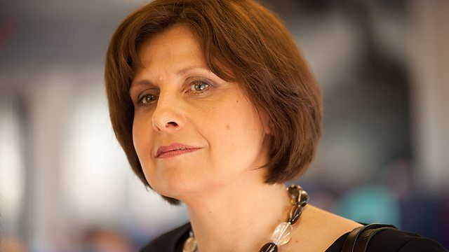 BBC Latest News - Doctor Who - Rebecca Front to Guest Star in Doctor Who