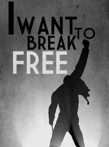 I Want To Break Free - Queen