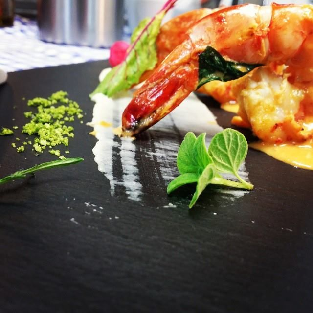 At #EloundaGulfVillas & Suites, our talented chefs have a real passion for #gastronomy! Photo credits @ stratospatsakis