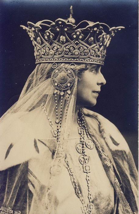 Marie, Queen of Romania