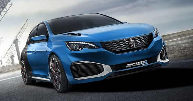 Peugeot Chief Rules Out New Performance Cars For Now #Hybrids #Peugeot